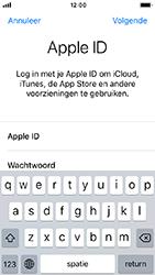 Apple iPhone 5s - iOS 12 - toestel resetten - back-up maken met jouw account - stap 9