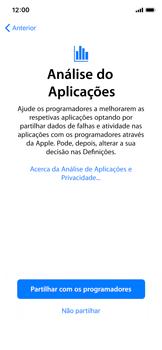 Apple iPhone XS - Primeiros passos - Como ligar o telemóvel pela primeira vez -  24