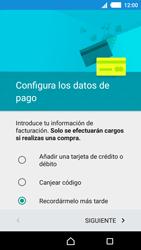 Sony Xperia M4 Aqua - Aplicaciones - Tienda de aplicaciones - Paso 19