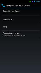 BQ Aquaris 5 HD - Red - Seleccionar el tipo de red - Paso 6