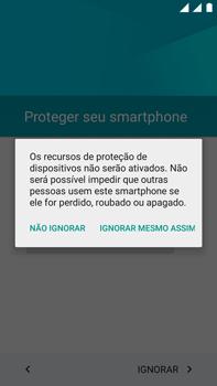 Motorola Moto X Play - Primeiros passos - Como ativar seu aparelho - Etapa 12