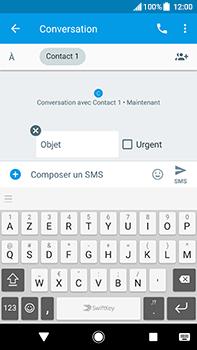 Sony Xperia XA2 Ultra - Contact, Appels, SMS/MMS - Envoyer un MMS - Étape 8