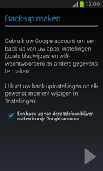 Samsung Galaxy Core (I8260) - Applicaties - Account aanmaken - Stap 23