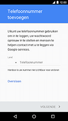Motorola Moto G 4G (3rd gen.) (XT1541) - Applicaties - Account aanmaken - Stap 14