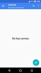 Sony Xperia XZ - Android Nougat - E-mail - Configurar Outlook.com - Paso 5