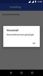 Nokia 1 - Voicemail - handmatig instellen - Stap 13