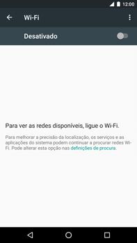 Huawei Google Nexus 6P - Wi-Fi - Como ligar a uma rede Wi-Fi -  5