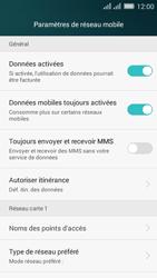 Huawei Y635 Dual SIM - MMS - Configuration manuelle - Étape 5