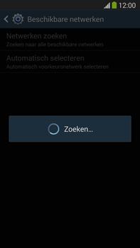 Samsung N9005 Galaxy Note III LTE - Netwerk - Handmatig netwerk selecteren - Stap 10