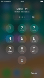 Apple iPhone iOS 11 - Internet (APN) - Como configurar a internet do seu aparelho (APN Nextel) - Etapa 17