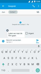 Nokia 3 - MMS - afbeeldingen verzenden - Stap 8