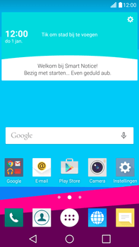 LG H815 G4 - Bluetooth - koppelen met ander apparaat - Stap 1