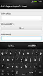 HTC One - E-mail - Account instellen (IMAP zonder SMTP-verificatie) - Stap 14