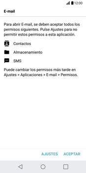 LG G6 - E-mail - Configurar Yahoo! - Paso 12