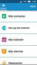 Doro 8031 - Internet - Hoe te internetten - Stap 4