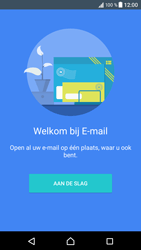 Sony Xperia XZ - Android Nougat - E-mail - 032c. Email wizard - Outlook - Stap 5