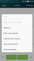 Huawei Y635 Dual SIM - Messagerie vocale - Configuration manuelle - Étape 4