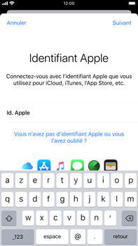 Apple iPhone 7 Plus - iOS 13 - Données - créer une sauvegarde avec votre compte - Étape 5