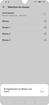 Huawei P30 Lite - Réseau - utilisation à l'étranger - Étape 13