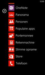 Nokia Lumia 720 - Contacten en data - Contacten kopiëren van SIM naar toestel - Stap 3