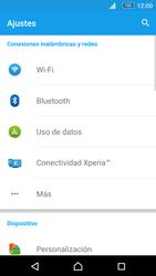 Sony Xperia M5 (E5603) - Internet - Ver uso de datos - Paso 4