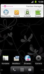 Telekom move - E-Mail - E-Mail-Konten einrichten - Schritt 1