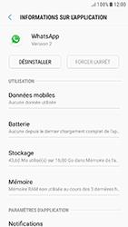 Samsung Galaxy J5 (2017) - Applications - Supprimer une application - Étape 6