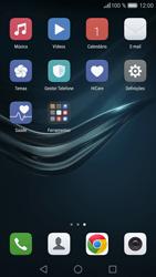 Huawei P9 Lite - Email - Adicionar conta de email -  3