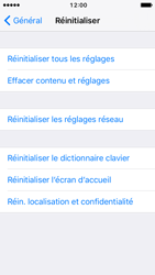 Apple iPhone 5 iOS 10 - Appareil - Restauration d