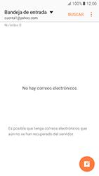 Samsung Galaxy A5 (2017) (A520) - E-mail - Configurar Yahoo! - Paso 8