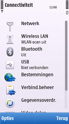 Nokia C5-03 - MMS - handmatig instellen - Stap 6
