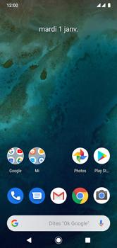 Xiaomi Mi A2 Lite - Sécurité - modifier SIM PIN - Étape 1