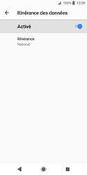 Sony Xperia XZ2 Compact - Internet - Désactiver du roaming de données - Étape 9