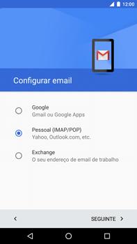 Huawei Google Nexus 6P - Email - Adicionar conta de email -  8