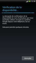 HTC One S - Premiers pas - Créer un compte - Étape 19