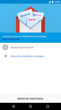 Nokia 6 (2018) - E-mail - Handmatig instellen - Stap 22
