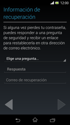 Sony Xperia L - Aplicaciones - Tienda de aplicaciones - Paso 13