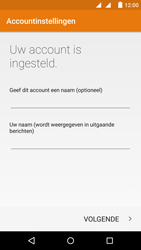 Fairphone Fairphone 2 - E-mail - Account instellen (POP3 met SMTP-verificatie) - Stap 22