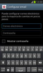 Samsung Galaxy S3 Mini - E-mail - Configurar Yahoo! - Paso 5