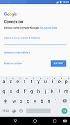 LG Nexus 5X - Android Oreo - E-mail - Configuration manuelle (gmail) - Étape 8