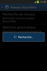 Samsung S6810P Galaxy Fame - Réseau - Utilisation à l