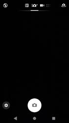 Sony Xperia XZ1 - Funciones básicas - Uso de la camára - Paso 9
