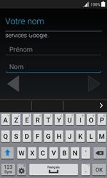 Samsung Galaxy Trend 2 Lite - Premiers pas - Créer un compte - Étape 11