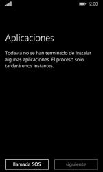Nokia Lumia 635 - Primeros pasos - Activar el equipo - Paso 21