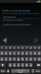 Samsung Galaxy S4 - Premiers pas - Créer un compte - Étape 15