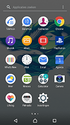 Sony Xperia X Compact (F5321) - Contacten en data - Contacten kopiëren van toestel naar SIM - Stap 3