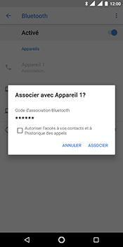 Nokia 5.1 - Bluetooth - connexion Bluetooth - Étape 10