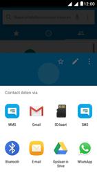 Alcatel Pixi 4 (5) 4G (5045X) - Contacten en data - Contacten overzetten via Bluetooth - Stap 8