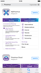 Apple iPhone 6 Plus iOS 8 - Applicaties - MyProximus - Stap 5