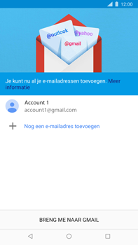 Nokia 8 Sirocco - E-mail - e-mail instellen (gmail) - Stap 12